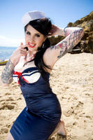 sailor pin-up IV by paradoxphotography