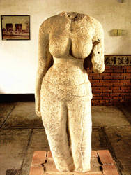 female figure of 6th Century by mriz9982
