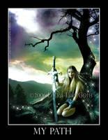My Path by edera-ladygoth