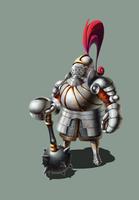 Knight by Ainkurn