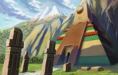 Pyramid by Ainkurn
