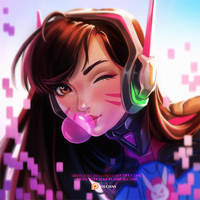 D.Va by OlchaS