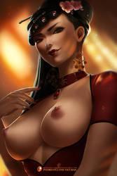 Li Daiyu :nsfw free release: by OlchaS