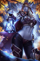 Sylvanas by OlchaS