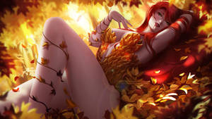 Autumn Poison Ivy by OlchaS