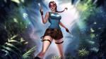 True Lara Croft. True Tomb Raider by OlchaS
