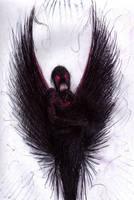 The Mothman 2 by MrGegner