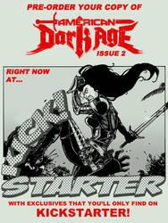 Keep American Dark Age Alive! by megabraincomics