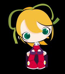 Chibi RoLL by littlepainkiller