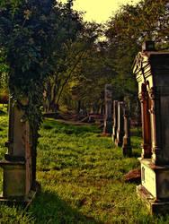 Cemetery 1 by Yughues