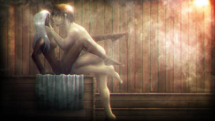 Overheating Love by Yughues