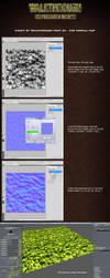 3D Texture Walkthrough Part 04 by Yughues