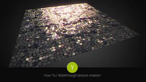 How To - Texture making walkthrough (video) by Yughues