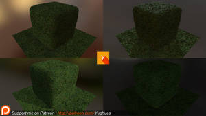 [Patreon] Photogrammetry texture 3 by Yughues
