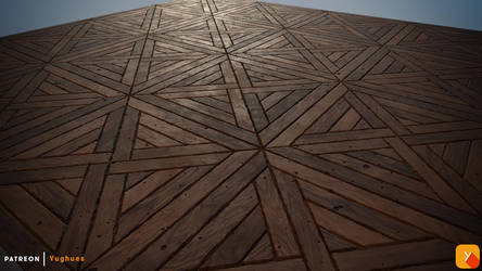 Yughues 4K Wood Flooring Texture by Yughues