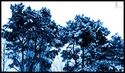 Hard Blue 2 by Yughues