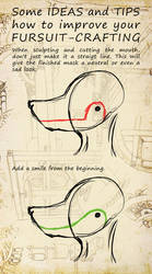How to improve your fursuit-crafting - Mouth by FurForge