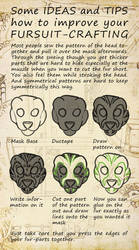 How to improve your fursuit-crafting - Pattern by FurForge