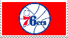 Sixers Stamp by RaySark