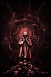 Evil Priest by irrleuchten