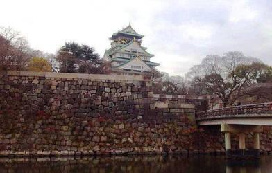 Castle by banisaprima