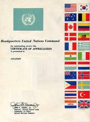 Certificate of Appreciation TEMPLATE by Zanza-Manza-Anza