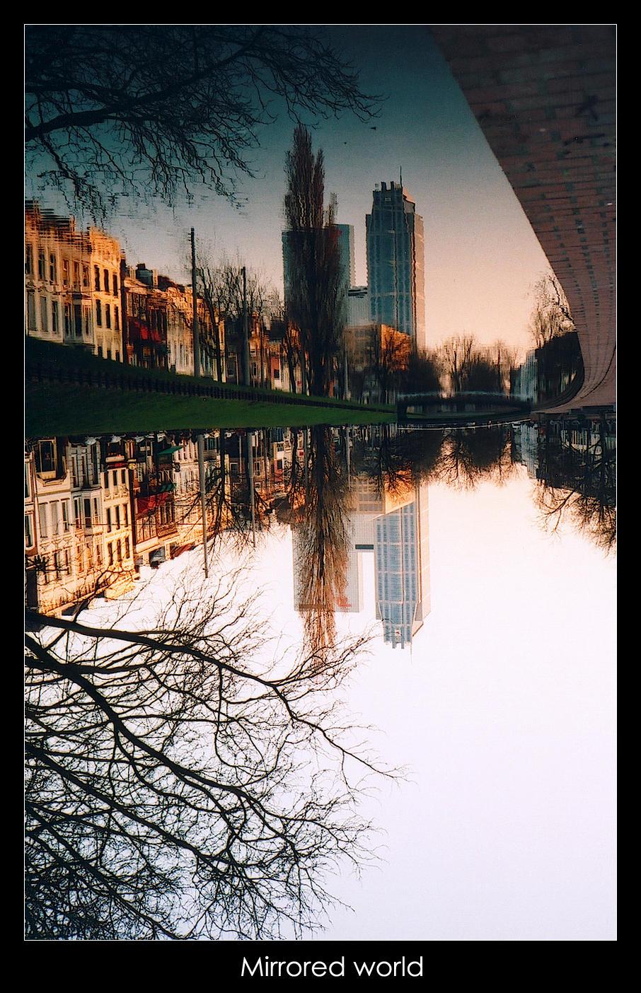 Mirrored world by ilium