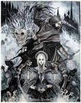 Bloodborne - Paarl by Hollow-Moon-Art