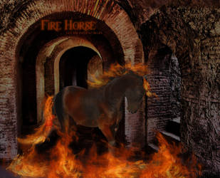 Let the Inferno Begin by Adele-Studios