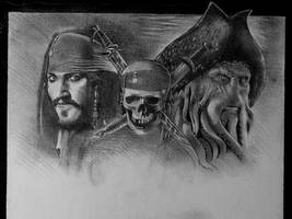 Bloody pirates. by Leebea