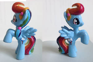 Crystal Rainbow Dash BlindBag by lilliesinthegarden