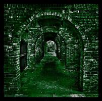 Alleyway by BlackScarletLove