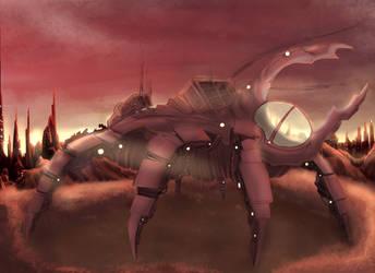 Kolossus Incisor Armor by infinitedge2u