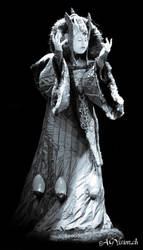Queen Amidala ~ Torments by Kaori-prod