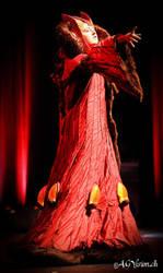 Queen Amidala ~ Forward by Kaori-prod