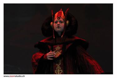 Queen Amidala ~ Frightened by Kaori-prod