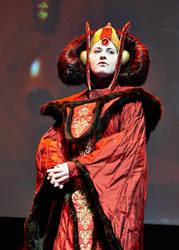Queen Amidala ~ Faith by Kaori-prod