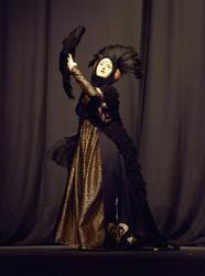 Queen Amidala - Flying away by Kaori-prod