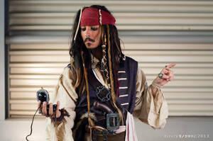 Captain Jack Sparrow 4 by CaptainDepp