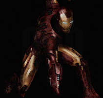 Iron Man by PhreshSoldier