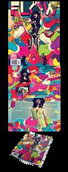 Flow Magazine Layout by PhreshSoldier