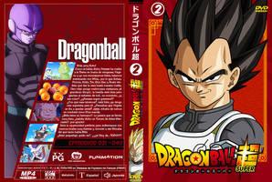 Dragon Ball Super Cover (2/?) v2 by MaKaReNo