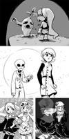 Manga Studio practice by CubeWatermelon