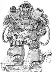 Type-G env.armor by 3man