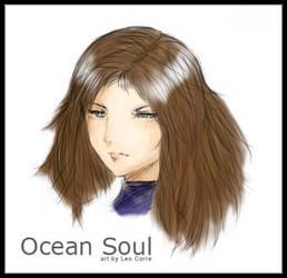 Ocean Soul Fanart by loveshy