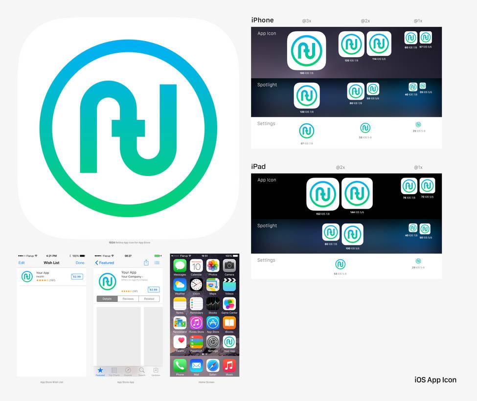 App Icon by randyboer