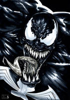 Venom by HM1art