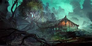 darkwoods prac by xpe