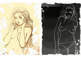 Womensketches by anangelmyself