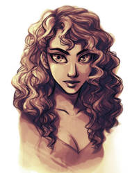 Curls by KatiraMoon